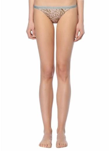 Love Bikini Alt Pembe